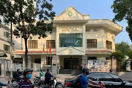 Trụ sở tòa soạn báo Giác Ngộ tại số 85 đường Nguyễn Đình Chiểu, phường Võ Thị Sáu, quận 3, TP.HCM