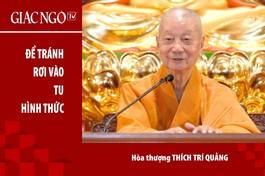 [TRỰC TUYẾN] Trưởng lão Hòa thượng Thích Trí Quảng thuyết giảng