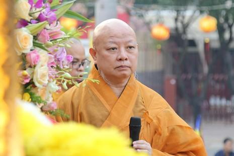 [Video] Hòa thượng Thích Lệ Trang nói về những lễ nghi trong rằm tháng Giêng