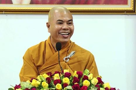 [Video] Đại đức Thích Trí Minh, Bác sĩ Chuyên khoa 1 chia sẻ về thái độ của Phật tử trước dịch bệnh