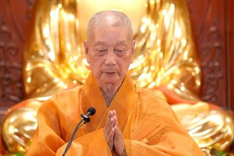 [TRỰC TUYẾN] Hòa thượng Thích Trí Quảng thuyết giảng về thông điệp cốt lõi của kinh Pháp Hoa