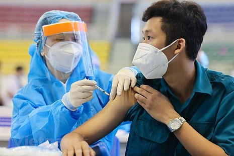 Chiến dịch tiêm vắc-xin toàn TP.HCM đợt 5