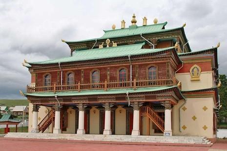 Tu viện Aginsky