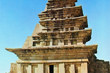 Hơn 20 năm phục dựng ngôi chùa đá cổ nhất Hàn Quốc