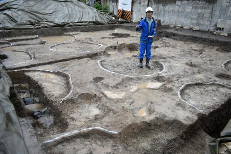Nhật Bản: Phát hiện vết tích của ngôi chùa từ thế kỷ thứ 9