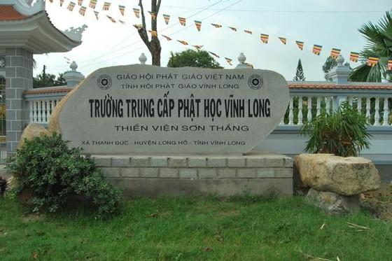 Trường Trung cấp Phật học tỉnh Vĩnh Long thông báo nộp bổ sung hồ sơ online
