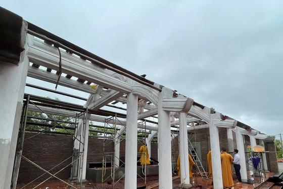 Công trình nhà thờ tổ chùa Chí Linh