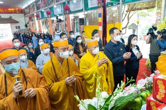 Phật giáo các tỉnh, thành trang nghiêm tổ chức lễ tưởng niệm Đức Pháp chủ GHPGVN