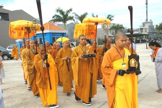 Chính thức khai mạc ĐHĐBPG Ninh Thuận lần thứ V