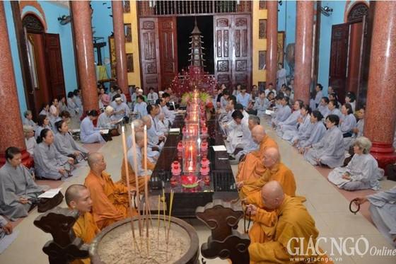 Lễ tưởng niệm Đức Phật Thích Ca nhập Niết-bàn