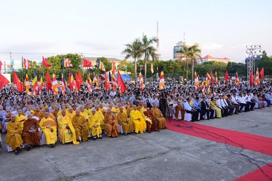 Đại lễ Phật đản tại Trung tâm văn hóa tỉnh Quảng Nam