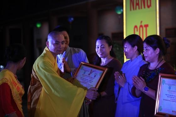 Nghệ An: Tuyên dương Phật tử làm vườn Lâm-tỳ-ni