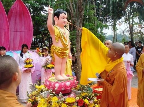 Kinh Công Đức Tắm Phật