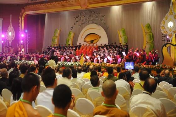 Lễ Vesk tại Thái Lan PL.2561