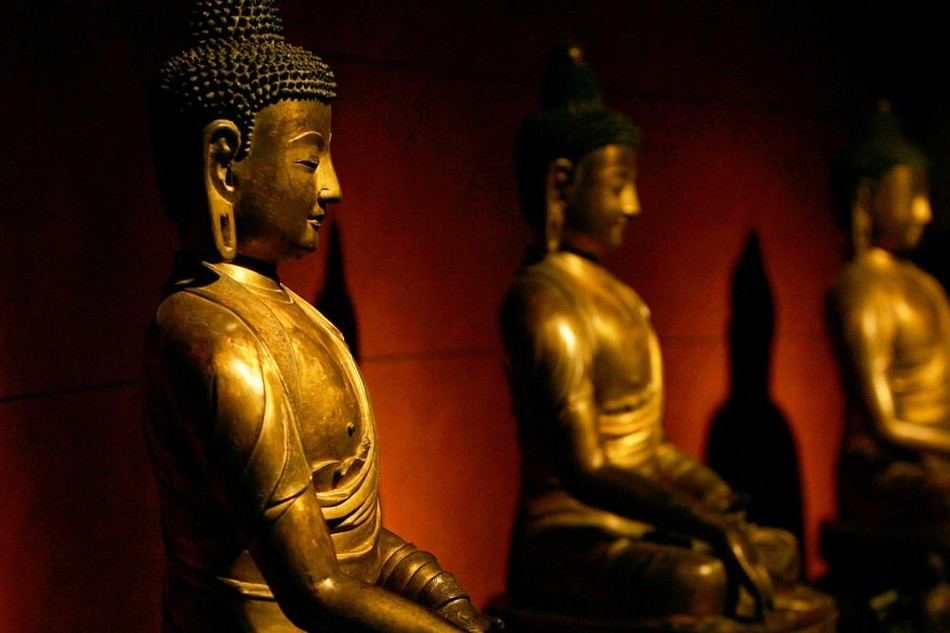 Xả là một phẩm tính mà Đức Phật đã có ngay trước khi Ngài giác ngộ