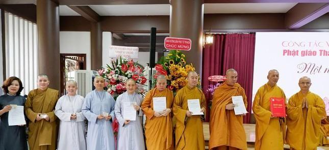 Ban Văn hóa Phật giáo TP.HCM tổng kết Phật sự ảnh 2