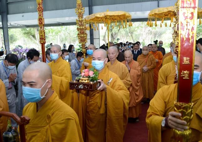 Khai mạc Hội thảo Phật giáo vùng Nam bộ ảnh 7