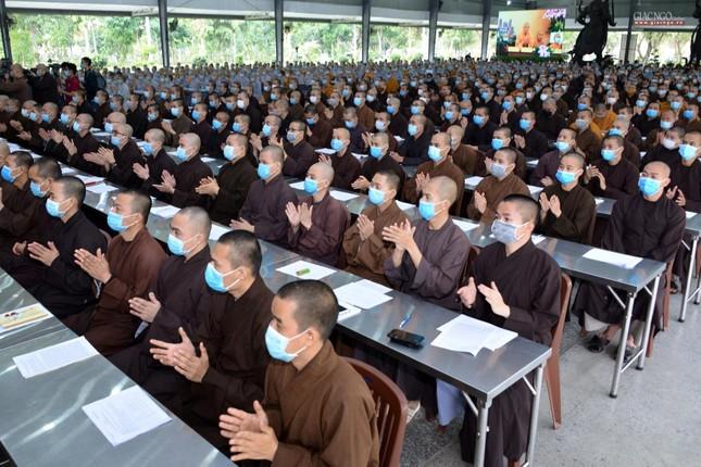 Khai mạc Hội thảo Phật giáo vùng Nam bộ ảnh 16