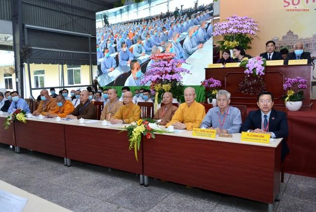 Khai mạc Hội thảo Phật giáo vùng Nam bộ ảnh 15