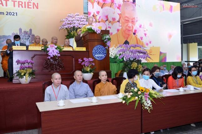 Khai mạc Hội thảo Phật giáo vùng Nam bộ ảnh 12