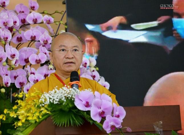 Khai mạc Hội thảo Phật giáo vùng Nam bộ ảnh 4