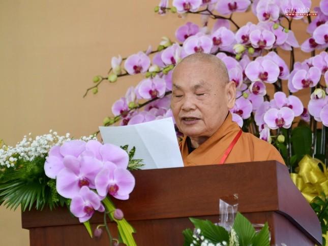 Khai mạc Hội thảo Phật giáo vùng Nam bộ ảnh 5