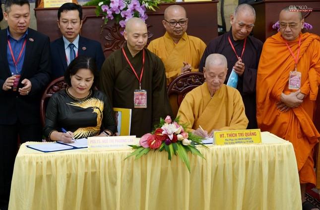 Khai mạc Hội thảo Phật giáo vùng Nam bộ ảnh 6