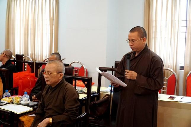 Ban Nghi lễ Trung ương: Biên soạn nghi thức phổ thông ba miền tiến đến thống nhất nghi lễ ảnh 8