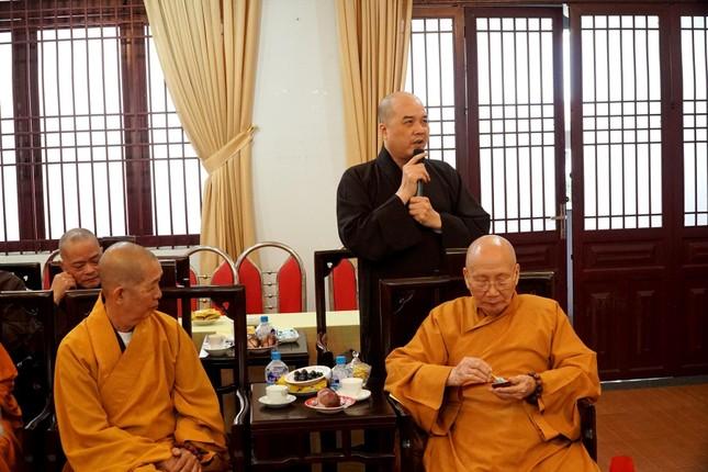 Ban Nghi lễ Trung ương: Biên soạn nghi thức phổ thông ba miền tiến đến thống nhất nghi lễ ảnh 9