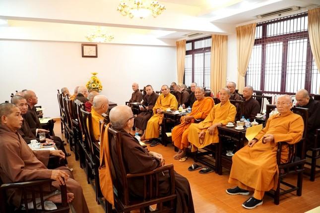 Ban Nghi lễ Trung ương: Biên soạn nghi thức phổ thông ba miền tiến đến thống nhất nghi lễ ảnh 11