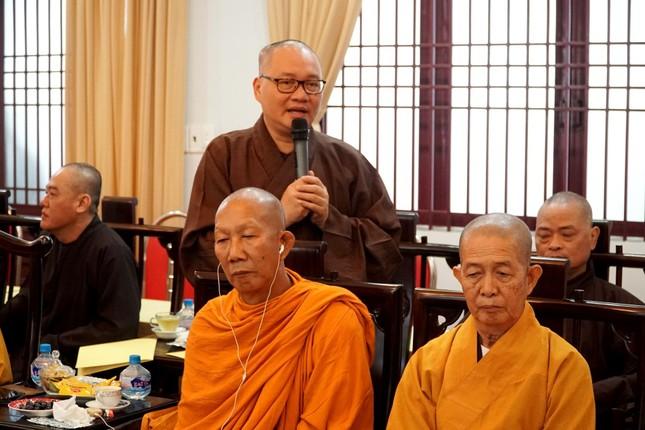 Ban Nghi lễ Trung ương: Biên soạn nghi thức phổ thông ba miền tiến đến thống nhất nghi lễ ảnh 6