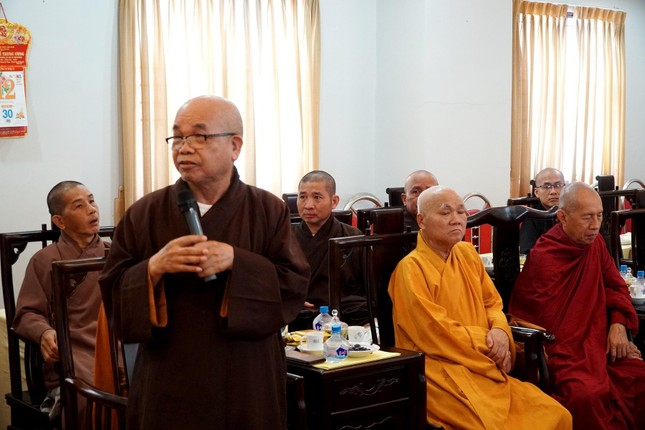 Ban Nghi lễ Trung ương: Biên soạn nghi thức phổ thông ba miền tiến đến thống nhất nghi lễ ảnh 5