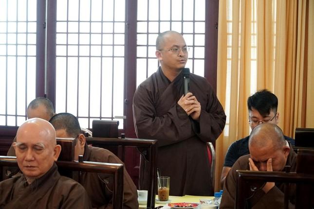 Ban Nghi lễ Trung ương: Biên soạn nghi thức phổ thông ba miền tiến đến thống nhất nghi lễ ảnh 4