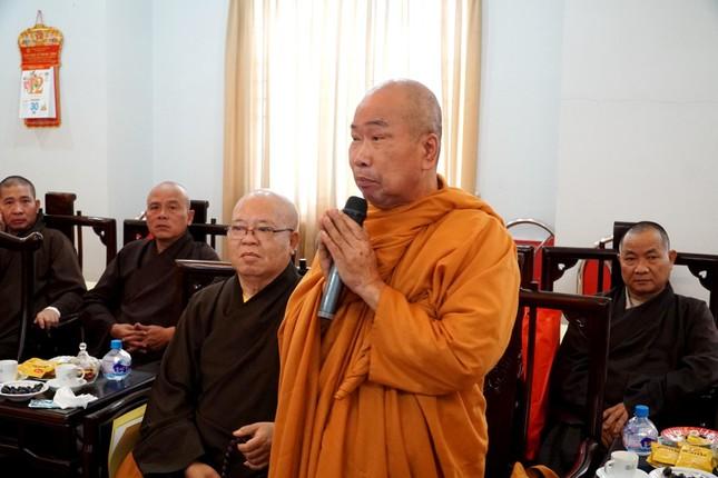 Ban Nghi lễ Trung ương: Biên soạn nghi thức phổ thông ba miền tiến đến thống nhất nghi lễ ảnh 7