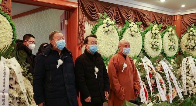 Học giả Phật giáo nổi tiếng Trung Quốc Hoàng Tâm Xuyên qua đời ảnh 1