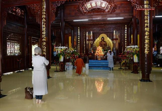Cảnh chùa Sài Gòn - TP.HCM lung linh trong nắng xuân ảnh 11