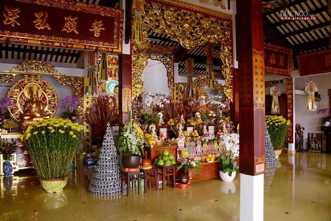 Cảnh chùa Sài Gòn - TP.HCM lung linh trong nắng xuân ảnh 3