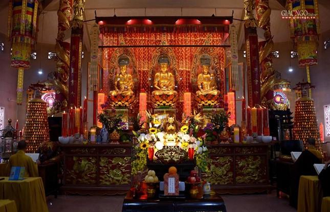 Cảnh chùa Sài Gòn - TP.HCM lung linh trong nắng xuân ảnh 18