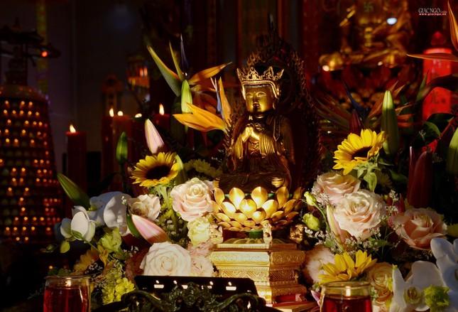 Cảnh chùa Sài Gòn - TP.HCM lung linh trong nắng xuân ảnh 23