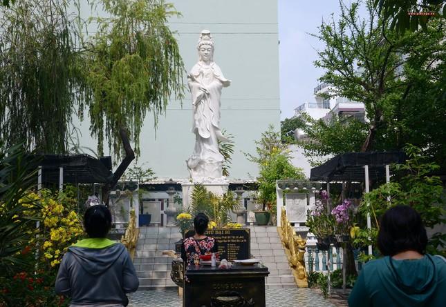 Cảnh chùa Sài Gòn - TP.HCM lung linh trong nắng xuân ảnh 25