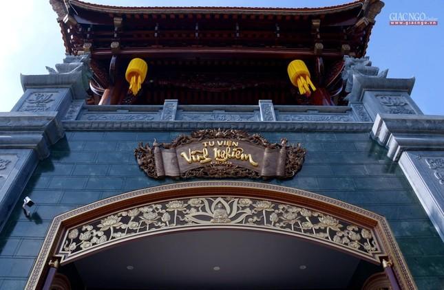 Khai giảng lớp đầu tiên Khoa Luật học thuộc Học viện Phật giáo VN tại TP.HCM ảnh 5