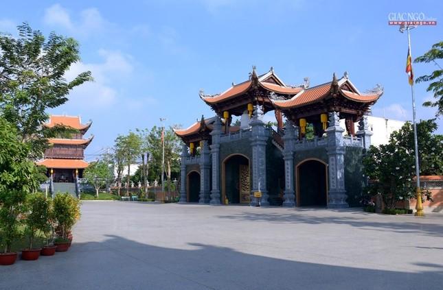 Khai giảng lớp đầu tiên Khoa Luật học thuộc Học viện Phật giáo VN tại TP.HCM ảnh 6