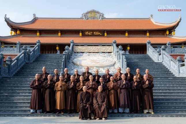 Hòa thượng Thích Minh Thông khai thị tổng quan về giới luật cho lớp đầu tiên khoa Luật học Phật giáo ảnh 4