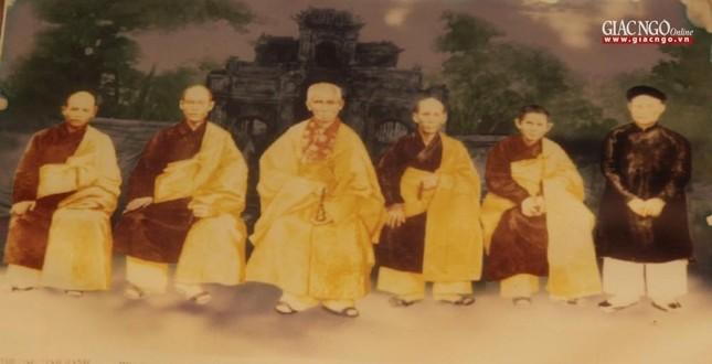 Trang nghiêm lễ tưởng niệm Đức Đại lão Hòa thượng Thích Tịnh Khiết tại Huế và TP.HCM ảnh 4