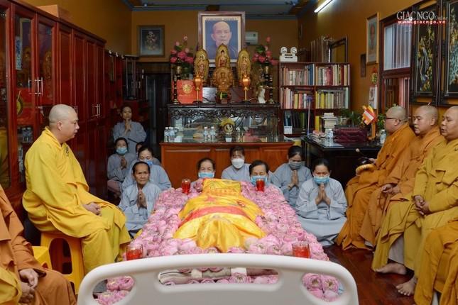 Lễ nhập kim quan Hòa thượng Thích Nhật Ấn tại Tổ đình Long Thạnh ảnh 4