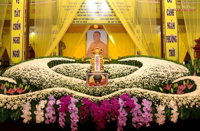 Lễ nhập kim quan Hòa thượng Thích Nhật Ấn tại Tổ đình Long Thạnh ảnh 29