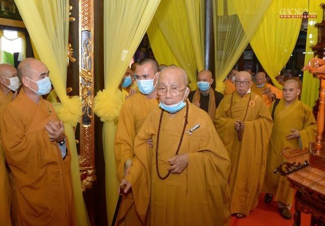 Lễ nhập kim quan Hòa thượng Thích Nhật Ấn tại Tổ đình Long Thạnh ảnh 5