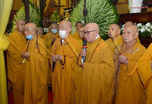 Lễ nhập kim quan Hòa thượng Thích Nhật Ấn tại Tổ đình Long Thạnh ảnh 1