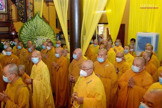 Lễ nhập kim quan Hòa thượng Thích Nhật Ấn tại Tổ đình Long Thạnh ảnh 13