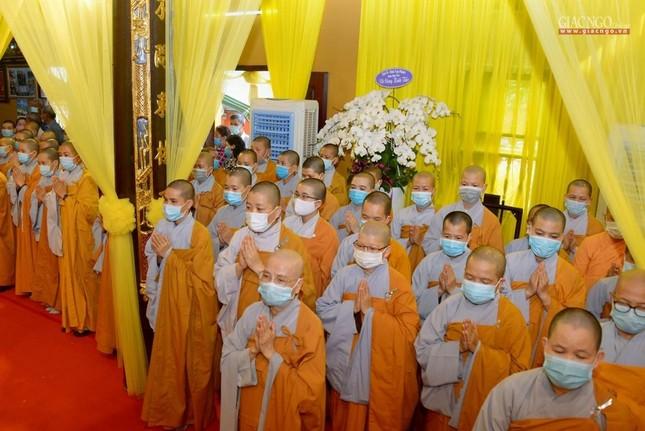 Lễ nhập kim quan Hòa thượng Thích Nhật Ấn tại Tổ đình Long Thạnh ảnh 14